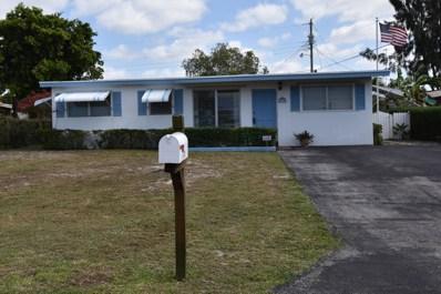 5738 Honeysuckle Drive, West Palm Beach, FL 33415 - #: RX-10533406