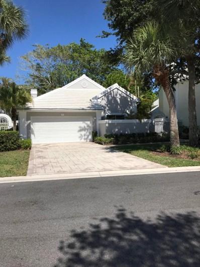 7 Wyndham Lane, Palm Beach Gardens, FL 33418 - MLS#: RX-10534221