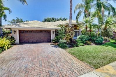 20082 Palm Island Drive, Boca Raton, FL 33498 - MLS#: RX-10534589