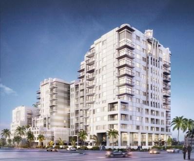 155 E Boca Raton Road UNIT 1101, Boca Raton, FL 33432 - MLS#: RX-10534826