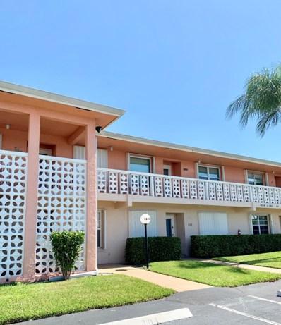 1825 NW 18th Street UNIT 202, Delray Beach, FL 33445 - MLS#: RX-10535027
