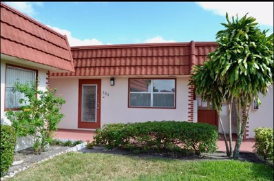 133 Seville E, Delray Beach, FL 33446 - #: RX-10535132