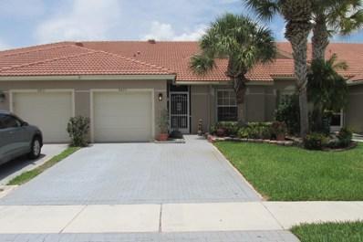 8423 Logia Circle, Boynton Beach, FL 33472 - MLS#: RX-10535297