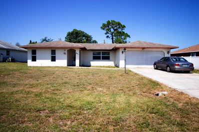 2611 SW Cameo Boulevard, Port Saint Lucie, FL 34953 - #: RX-10535408