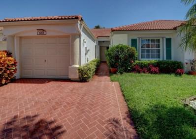 6101 Heliconia Road, Delray Beach, FL 33484 - #: RX-10535528