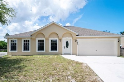 1265 SW Melrose Avenue, Port Saint Lucie, FL 34953 - MLS#: RX-10535743