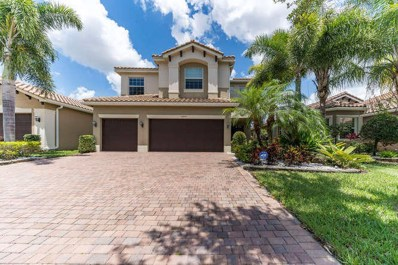 10540 Palacio Ridge Court, Boynton Beach, FL 33473 - MLS#: RX-10535917