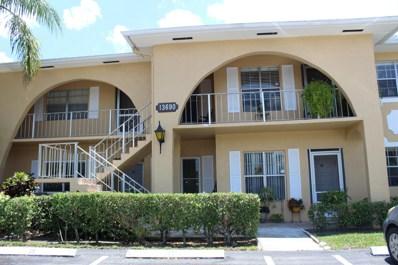 13690 Via Flora UNIT H, Delray Beach, FL 33484 - #: RX-10535923