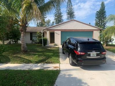 2545 N Canterbury Drive N, Riviera Beach, FL 33407 - MLS#: RX-10536033