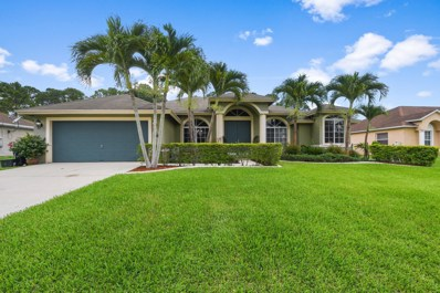 1869 SW Bellevue Avenue, Port Saint Lucie, FL 34953 - #: RX-10536223