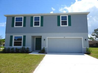 198 NE Jettie Terrace, Port Saint Lucie, FL 34983 - MLS#: RX-10536295