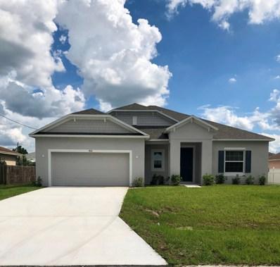 1826 SW Fears Avenue, Port Saint Lucie, FL 34953 - #: RX-10536322