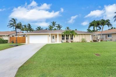 11638 Fir Street, Palm Beach Gardens, FL 33410 - MLS#: RX-10536400