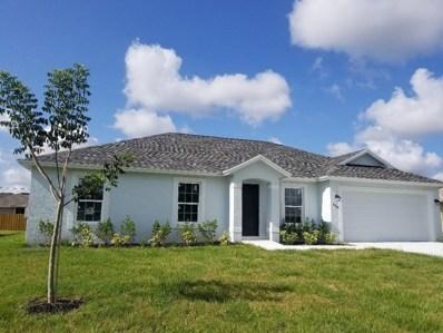 638 SE Ron Rico Terrace, Port Saint Lucie, FL 34953 - #: RX-10536502