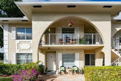 13578 Via Flora UNIT E, Delray Beach, FL 33484 - #: RX-10536507