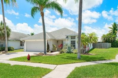 18 Heather Cove Drive, Boynton Beach, FL 33436 - #: RX-10536646