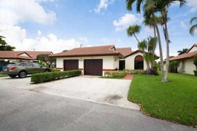 10695 Palm Leaf Drive UNIT B, Boynton Beach, FL 33437 - #: RX-10536742