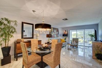 13737 Flora Place UNIT F, Delray Beach, FL 33484 - #: RX-10536760