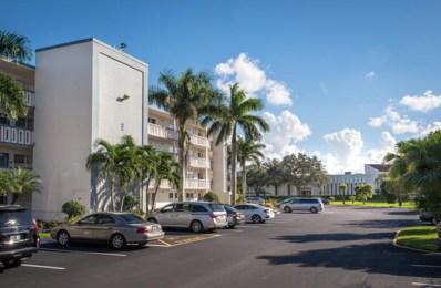 1081 Yarmouth E UNIT 1081, Boca Raton, FL 33434 - MLS#: RX-10536906