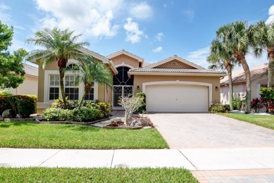 7878 Stanza Street, Boynton Beach, FL 33437 - #: RX-10537110