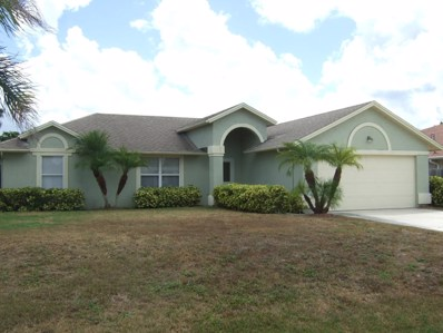 940 SW Abingdon Avenue, Port Saint Lucie, FL 34953 - MLS#: RX-10537339