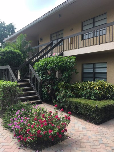 15 Southport Lane UNIT D, Boynton Beach, FL 33436 - MLS#: RX-10537346