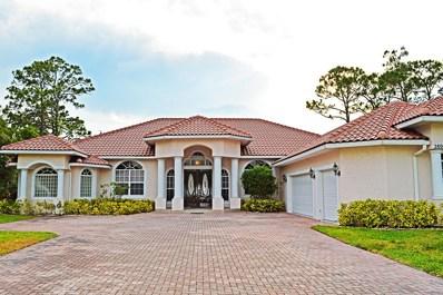 2807 Bent Pine Drive, Fort Pierce, FL 34951 - MLS#: RX-10537389