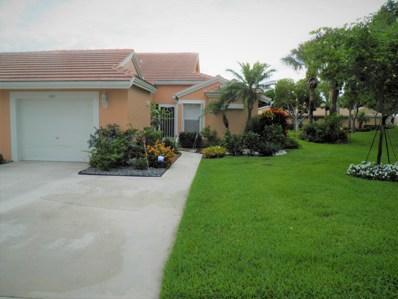 5743 Royal Lake Circle, Boynton Beach, FL 33437 - #: RX-10537412
