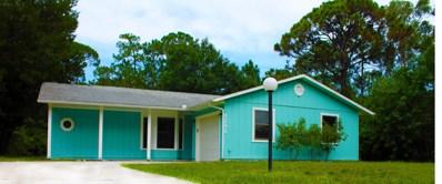 1781 SW Cochran Street, Port Saint Lucie, FL 34953 - MLS#: RX-10537478