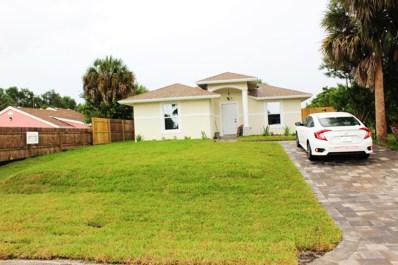 228 Dorothy Drive, West Palm Beach, FL 33415 - #: RX-10537499