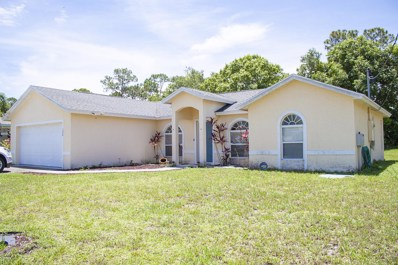 352 SE Majestic Terrace, Port Saint Lucie, FL 34983 - #: RX-10537771