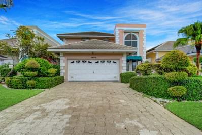 7800 Travelers Tree Drive, Boca Raton, FL 33433 - MLS#: RX-10538011