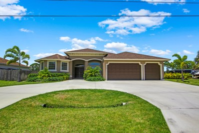 5360 NW Arrowhead Terrace, Port Saint Lucie, FL 34986 - #: RX-10538019