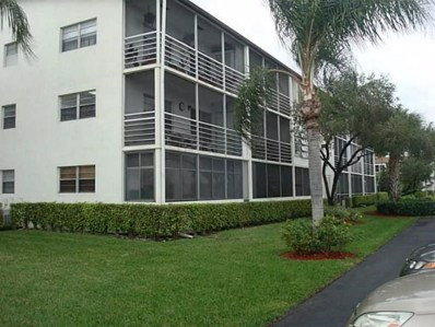 233 Suffolk F UNIT 233-F, Boca Raton, FL 33434 - MLS#: RX-10538121