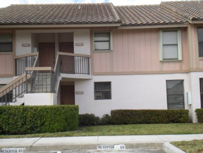 3350 Jaywood Terrace UNIT J-123, Boca Raton, FL 33431 - #: RX-10538418