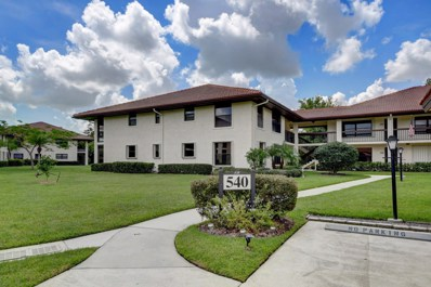 540 SW South River Drive UNIT 207, Stuart, FL 34997 - #: RX-10538886