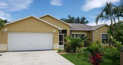 2722 SE Ross Court, Port Saint Lucie, FL 34952 - #: RX-10539054