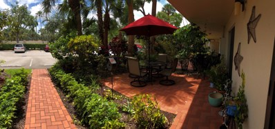 6585 Kensington Lane UNIT 107, Delray Beach, FL 33446 - MLS#: RX-10539157
