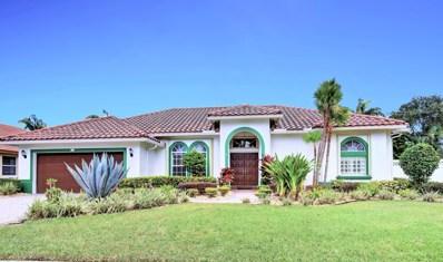 1325 E Barwick Ranch Circle, Delray Beach, FL 33445 - MLS#: RX-10539278