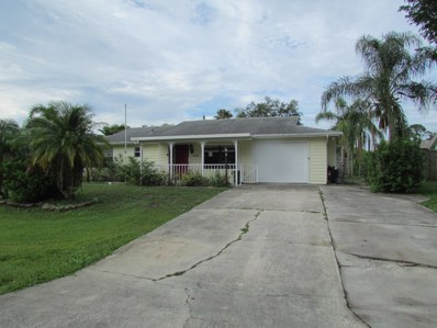 338 NE Greenbrier Avenue, Port Saint Lucie, FL 34983 - MLS#: RX-10539389