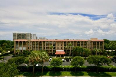 950 Ponce De Leon Road UNIT 5010, Boca Raton, FL 33432 - MLS#: RX-10539474