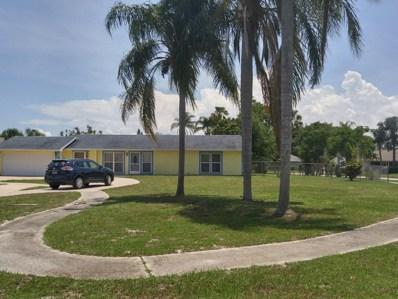 331 NE Camelot Drive, Port Saint Lucie, FL 34983 - MLS#: RX-10539533