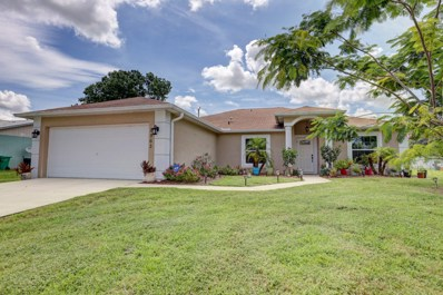2963 SW Moody Terrace, Port Saint Lucie, FL 34953 - MLS#: RX-10539557