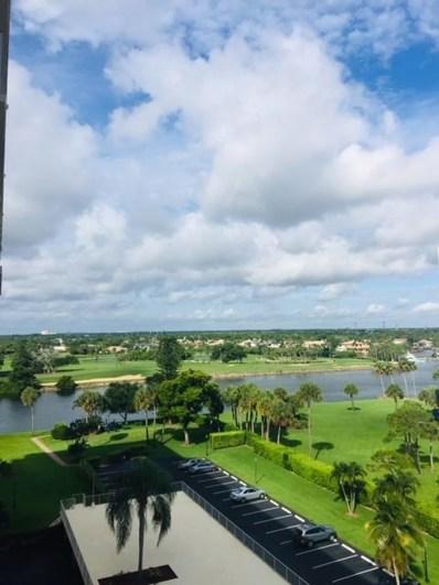 336 Golfview Road UNIT 812, North Palm Beach, FL 33408 - #: RX-10539779