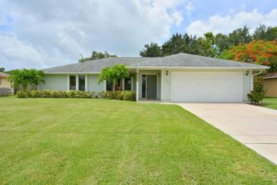 786 SW Dalton Circle, Port Saint Lucie, FL 34953 - #: RX-10540569