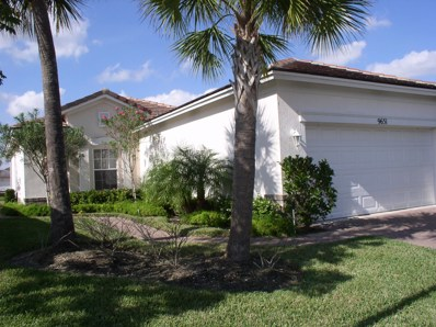 9651 SW Glenbrook Drive, Port Saint Lucie, FL 34987 - MLS#: RX-10540609