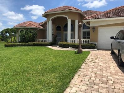5909 NW Bayou Court, Port Saint Lucie, FL 34986 - MLS#: RX-10540656