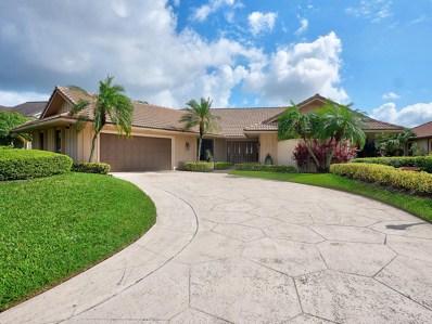 19 E Cambria Road, Palm Beach Gardens, FL 33418 - MLS#: RX-10540847