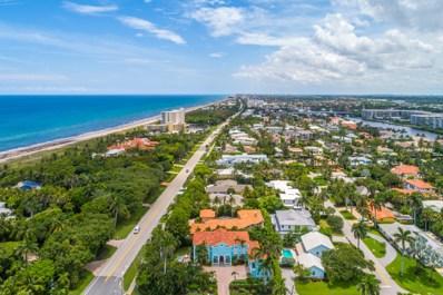 1002 S Ocean Boulevard, Delray Beach, FL 33483 - MLS#: RX-10541095