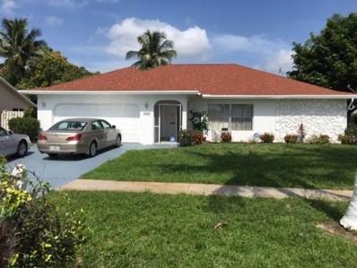 1401 Scottsdale Road W, West Palm Beach, FL 33417 - #: RX-10541180